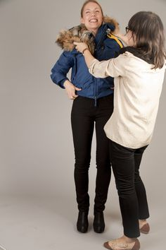 parajumpers photoshoot