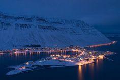 Isafjordur, Island [1200 x 800]