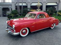 1952 Dodge Wayfarer Coupe...Brought to you by House of #Insurance in #Eugene #Oregon