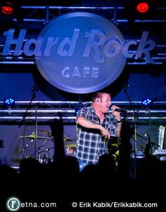 Smashmouth.  Hard Rock LIVE Las Vegas Strip.  Singer.  Band.  Music.