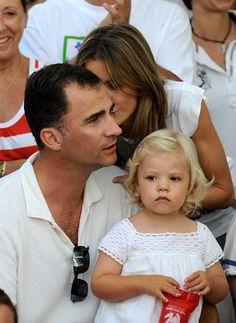 Princess Letizia - Spanish Royals Attend 28th Copa del Rey Audi Sailing Cup - Day 3
