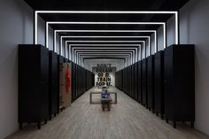 The 1200sqm space features the sportswear brand's 2015 winter collection 'HOLIDAY 15', and offers a total immersive experience that is based around..