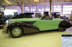 Lancia Astura 1938 de Pininfarina