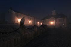 """Night Animals - Mikko Lagerstedt """"Owl"""""""