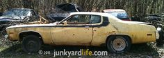 Junkyard Life: Classic Cars, Muscle Cars, Barn finds, Hot rods and part news: 05/01/2011 - 06/01/2011