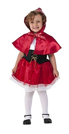 Rubie's Costume Lil' Red Riding Hood Child Costume, Toddler * Want additional info? Click on the image.