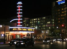 See classic,indie, and foreign films in a restored 1930's movie theater at the AFI Silver, Silver Spring, MD.