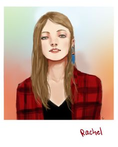 carrotsprinkle:  Rachel Amber from the game life is strange. I wish we could have met her