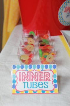 don't use just ordinary invitations!! have your #kids use #invitebandz for this fun-filled #party! #summer #birthday #food #DIY