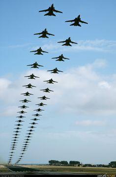 Royal Air Force - aircraft at Leuchars photo