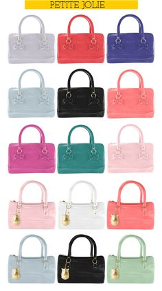 Furla Bag: A febre das bolsas em PVC! Bolsas Furla, Leather Bag, Purses And Bags, Totes, Handbags, Closet, Outfits, Inspiration, Shopping