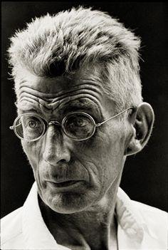 """Ever tried. Ever failed. No matter. Try Again. Fail again. Fail better."" | Samuel Beckett by Steve Schapiro"