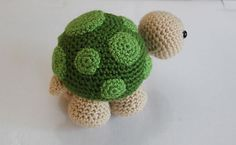 Free pattern  Ravelry: Sheldon Turtle pattern by Little Muggles