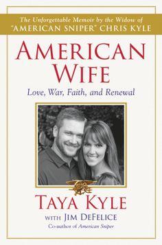 American Wife - Taya Kyle, Jim DeFelice - Hardcover