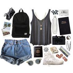 2452af6d067 Road Trip Essentials-20 best outfits for summer travel