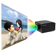 Freeview DIY Portable Cardboard Smartphone Projector CL-01 – EUR € 13.63