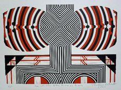 Check out the deal on Me Whawhai Tatou Katoa Mo Te Ora by Paratene Matchitt at New Zealand Fine Prints Maori Patterns, Maori Designs, Nz Art, Maori Art, Contemporary Artwork, Printmaking, New Zealand, Screen Printing, Art Drawings