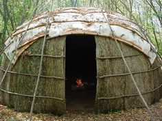 Wigwam - 5 Primitive Shelters That You Can Build