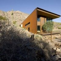 Will Bruder + Partners designed the Jarson Residence in Paradise Valley, Arizona.