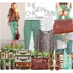 The new chic style, created by claud-637