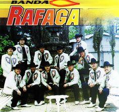 Banda Rafaga - Con La Tinta de Mi Sangre