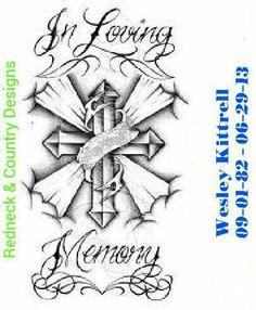 In Loving Memory of Wesley Kittrell R.I.P