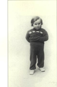 Albert Klochendler was deported to Auschwitz in 1942 along with his 8 year old sister Paulette at age 2