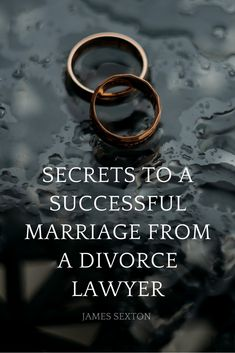 Secrets to a Successful Marriage from divorce lawyer James Sexton on the School of Greatness podcast