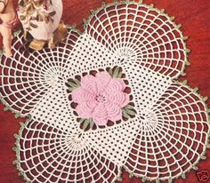 square round crochet doilies patterns | home crafts needlecrafts yarn crocheting knitting patterns doilies