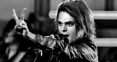 I got Gerard Way! Which Pop-Punk Guy Should You Actually Be With?