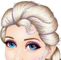 Create an Advanced Frozen Vector Portrait in Adobe Illustrator - Tuts+ Design & Illustration Tutorial