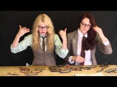 The Girls With Glasses share their tips on finding the perfect pair of eye glasses. They start with your face shape. We have a pair of glasses for you. Glasses For Oval Faces, Glasses For Your Face Shape, Cool Glasses, Girls With Glasses, Preppy Casual, Bad Hair, Trends, Face Shapes, Fashion Advice