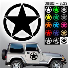 7-12 Distressed Flag USAF United States Air Force Flag decal sticker Veteran for car pickup truck suv multi color or reflective 3