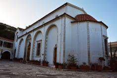 The Monastery of Saint George Alamanos, Monagroulli-Pentakomo, Limassol