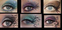 7 deadly sins eye make up