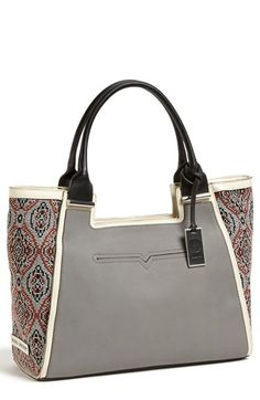 c07453071ed0 Vince Camuto  Billy  Tote available at  Nordstrom Shearling Coat