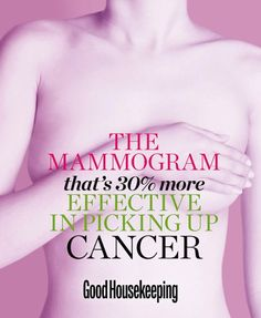 The mammogram that's 30% more effective in picking up cancer