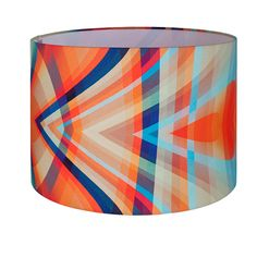 Bliss lamp shade by Additions I discovered at the pop up shop by www.clippings.com  at Design Junction show in London