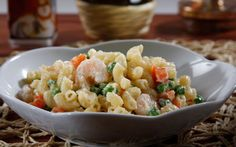 Barilla® Elbows with Russian Salad  http://www.barillaus.com/content/recipe/barilla-elbows-russian-salad-bay-shrimp