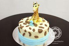 Bolo de Girafa