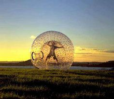 i've been wanting to go zorbing forever! especially since they opened the smokey mountains course!