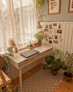 Room Ideas Bedroom, Bedroom Decor, Bedroom Inspo, Cute Room Decor, Minimalist Room, Aesthetic Room Decor, Cozy Room, Dream Rooms, My New Room