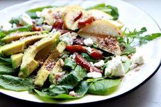 Avocado salad, Kiitos hyvää, Trendi