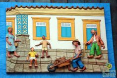 Be my guest in Rio!: Brazilian handicraft / Artesanato brasileiro