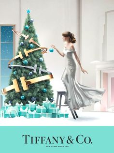 Tiffany & Co. Christmas 2014 | Valeria Garcia | Tim Gutt