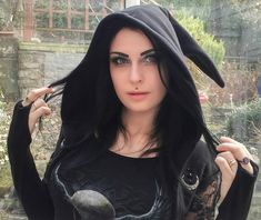This item is unavailable Pagan Fashion, Mori Fashion, Triple Goddess, Moon Goddess, Witchy Clothing, Autumn Witch, Woodland Elf, Witchy Outfit, Moon Decor