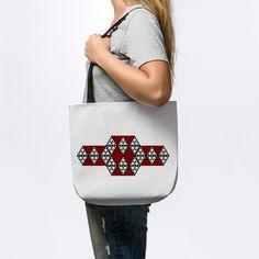 Tote Bags Vector Seamless Beautiful Artistic Red Blooming Travel Totes Bag Fashion Handbags Shopping Zippered Tote For Women Waterproof Handbag