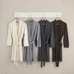 Madison Park Signature Cashmere Robe in a Gift Box - Overstock™ Shopping - Big Discounts on Madison Park Bath Robes