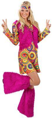 Hippie Kostüm Summertime für Damen € 28,95