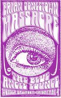 Brian Jonestown Massacre Poster - Wonder Ballroom, Portland - Nat Damm